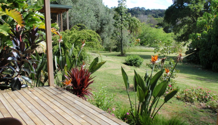 New Zealand accommodation at Wharepuke Kerikeri NZ